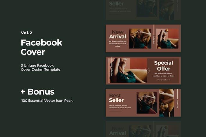 Thumbnail for Обложка Facebook Том 2