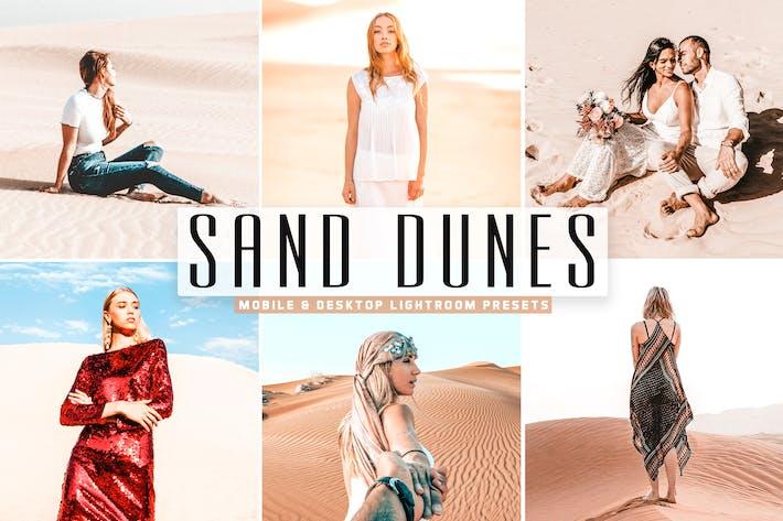 Thumbnail for Пресеты для мобильных и настольных ПК Sand Dunes