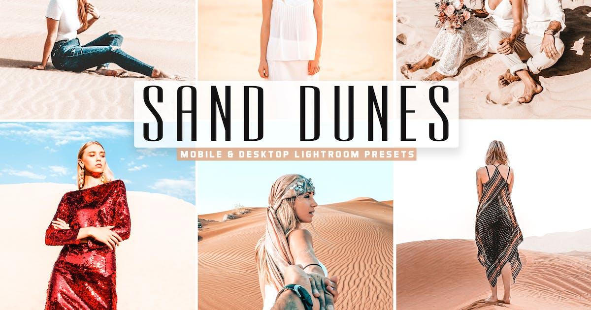 Download Sand Dunes Mobile & Desktop Lightroom Presets by creativetacos