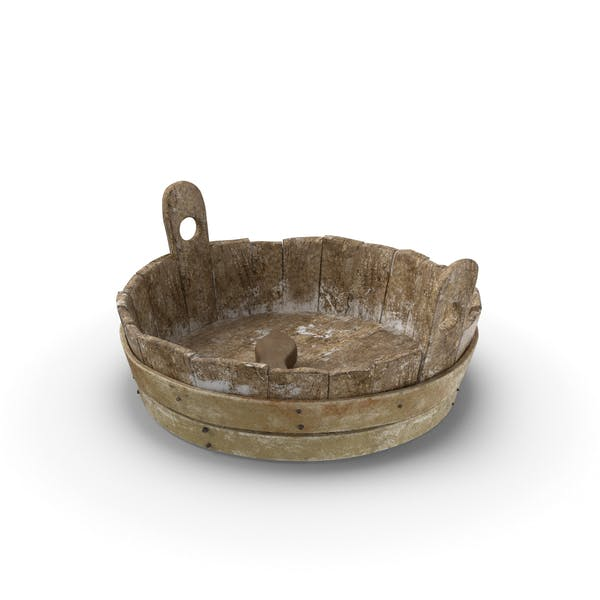 Thumbnail for Medieval Wash Tub