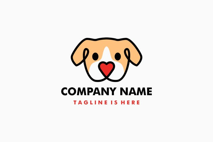 Thumbnail for Dog Love Nose Logo