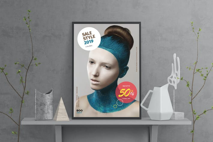 Thumbnail for Beauty Sale Poster