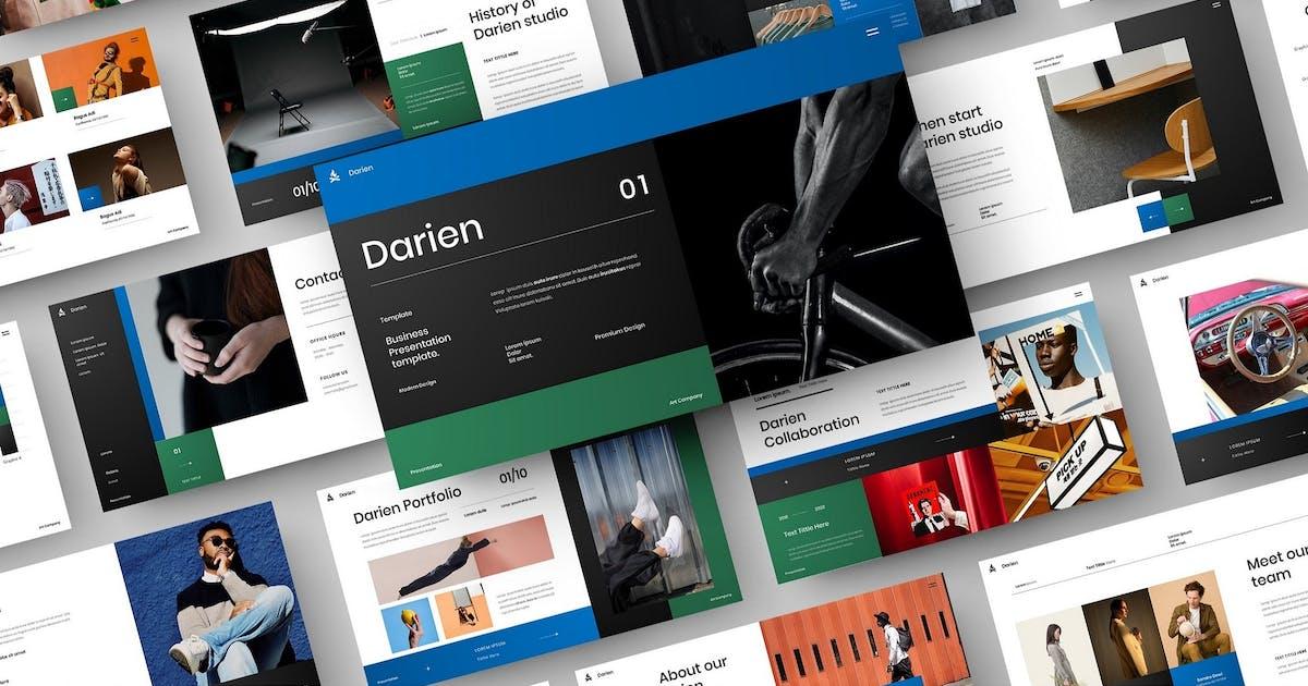 Download Darien – Business PowerPoint Template by DensCreativeStudio