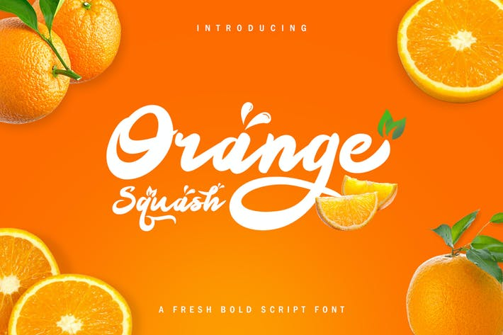 Thumbnail for Orange Squash