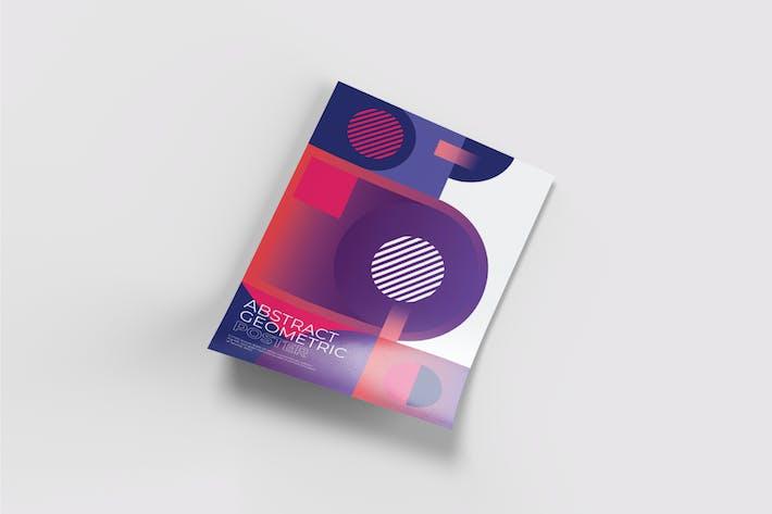 Thumbnail for AWR Creative Geometrischer Flyer