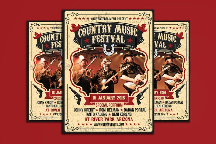 Thumbnail for Festival de Música Country