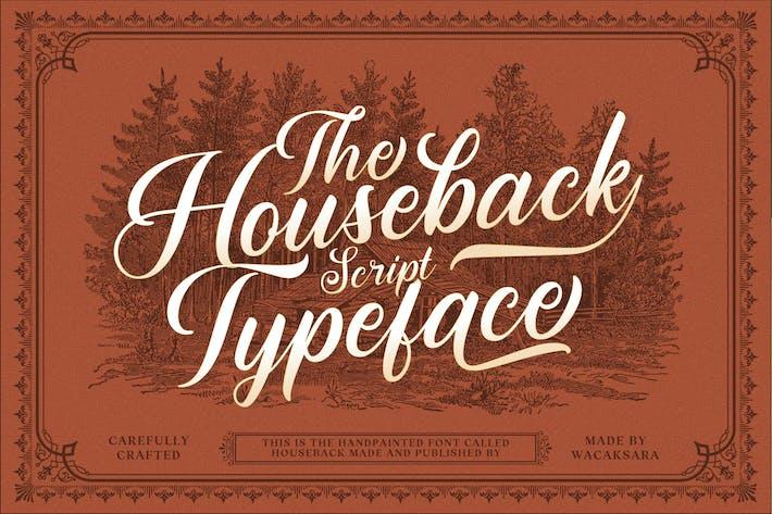 Thumbnail for Houseback
