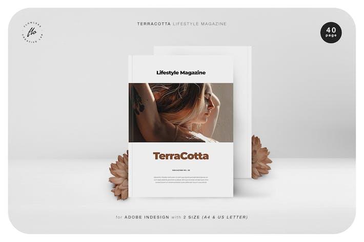 Thumbnail for TerraCotta Lifestyle Magazine