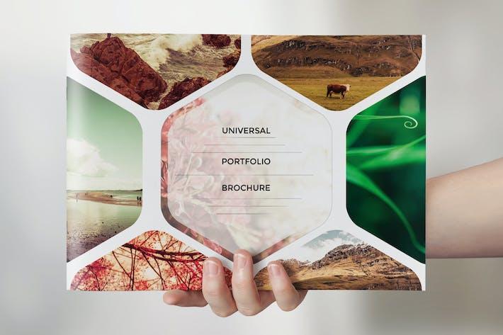 Thumbnail for Universal Portfolio Brochure / Catalog