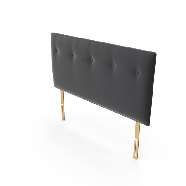 Cover Image for Headboard Charcoal