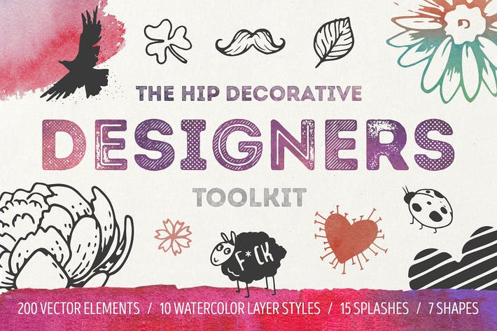 Thumbnail for The Hip Decorative Toolkit