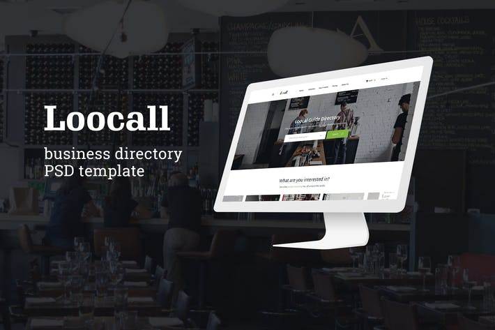 Thumbnail for Loocall - business directory