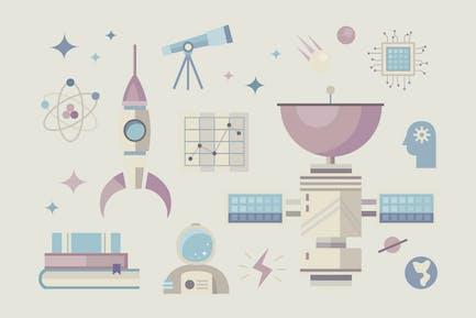 Space Exploration Clipart