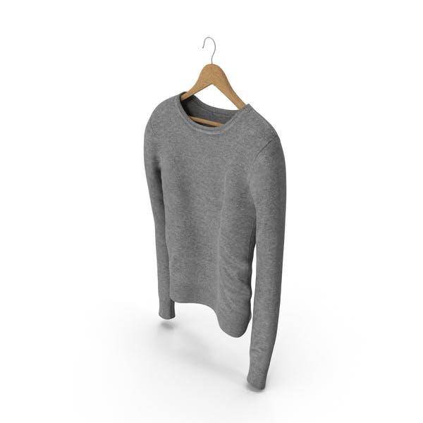 Thumbnail for Women's Pullover Gray