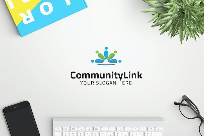 Thumbnail for CommunityLink professional logo