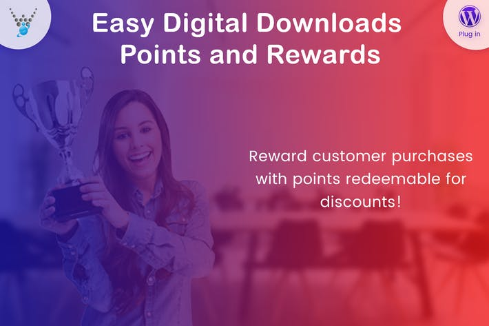 Thumbnail for Easy Digital Downloads - Points and Rewards