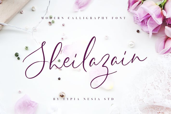 Cover Image For Sheilazain