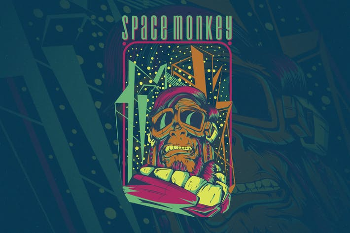 Thumbnail for Space Monkey