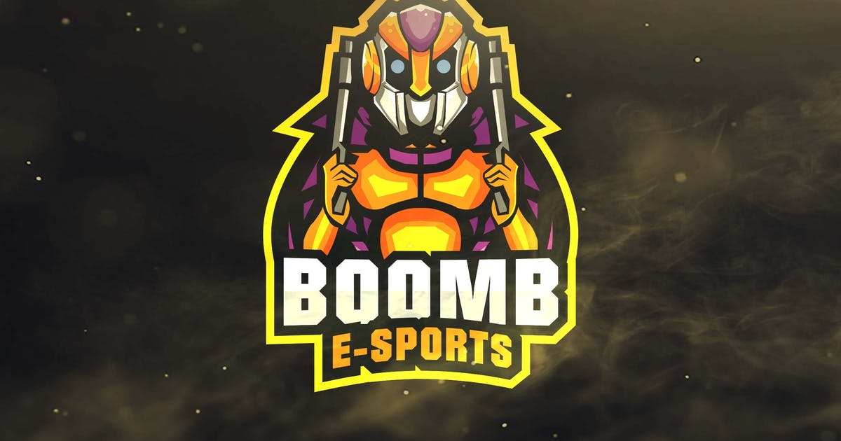 Download Boom Sport and Esports Logos by ovozdigital