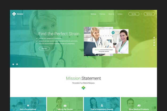 Thumbnail for Amster – Medical Company