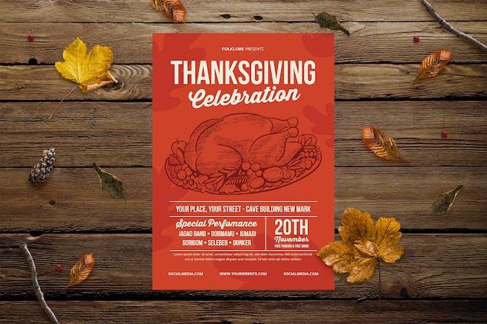 Thumbnail for Vintage Thanksgiving Celebration