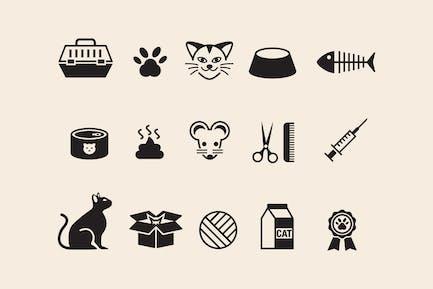 15 KatzenIcons