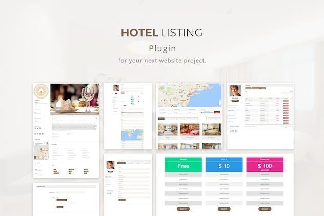 Hotel Listing