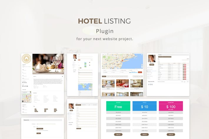 Thumbnail for Hotel Listing