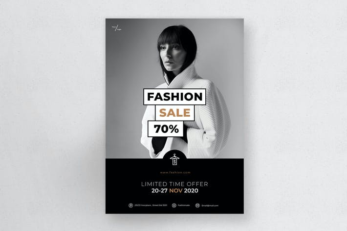 Thumbnail for Fashion Promo Flyer Vol.1