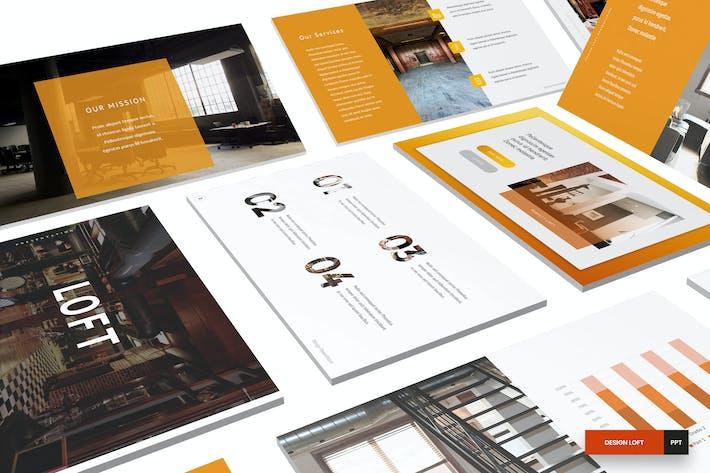 Design-Loft - PowerPoint entwerfen