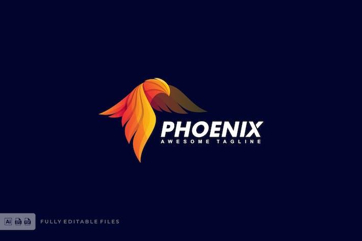 Thumbnail for Bird Phoenix Eagle Logo Template