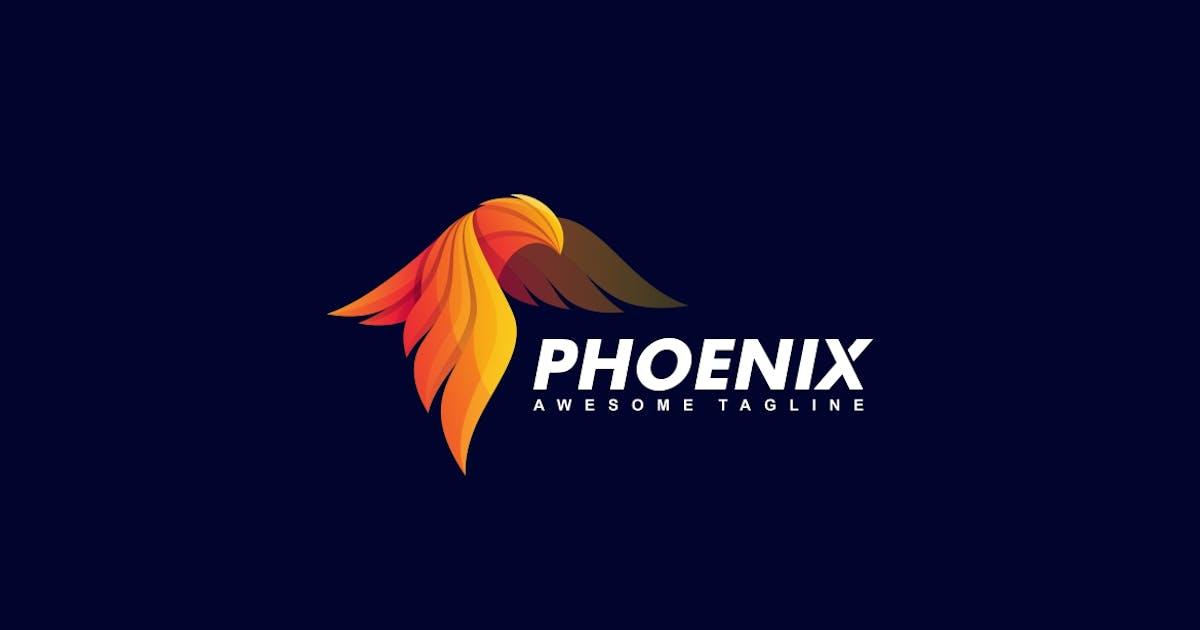 Download Bird Phoenix Eagle Logo Template by ivan_artnivora