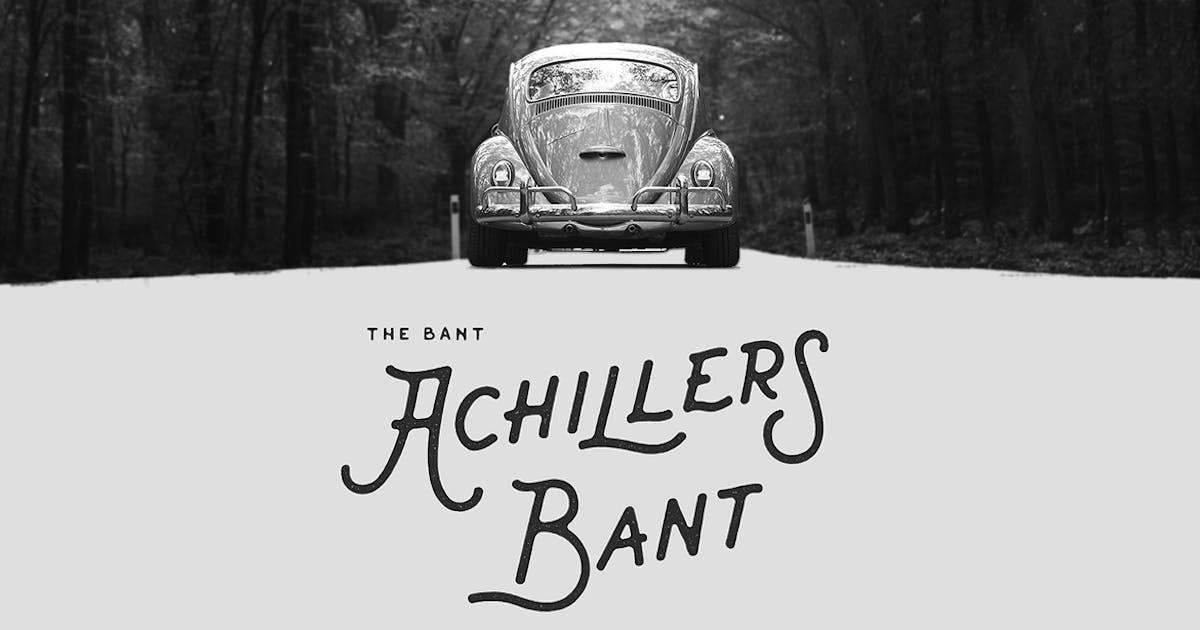 Bant Achillers by swistblnk