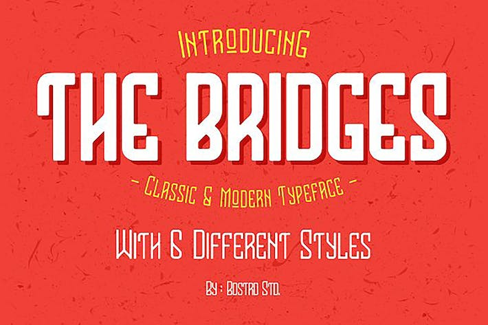 Cover Image For The Bridges