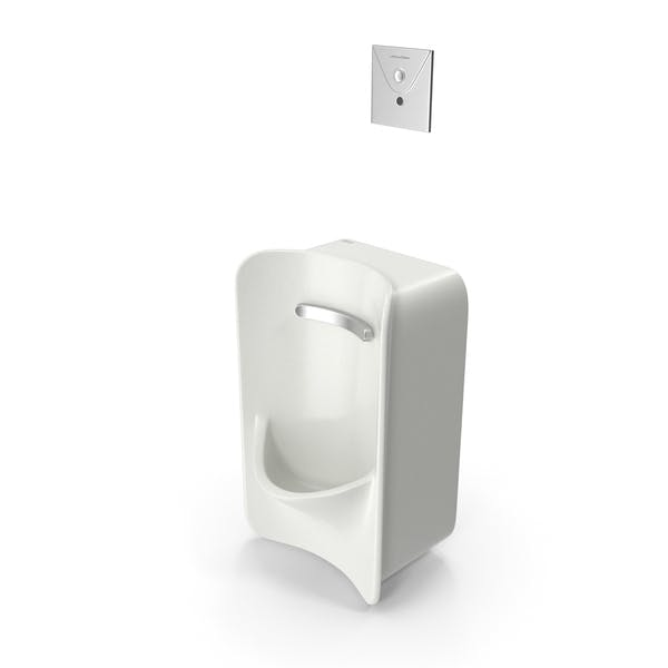 American Standard Greenbrook Rear Spud Urinal