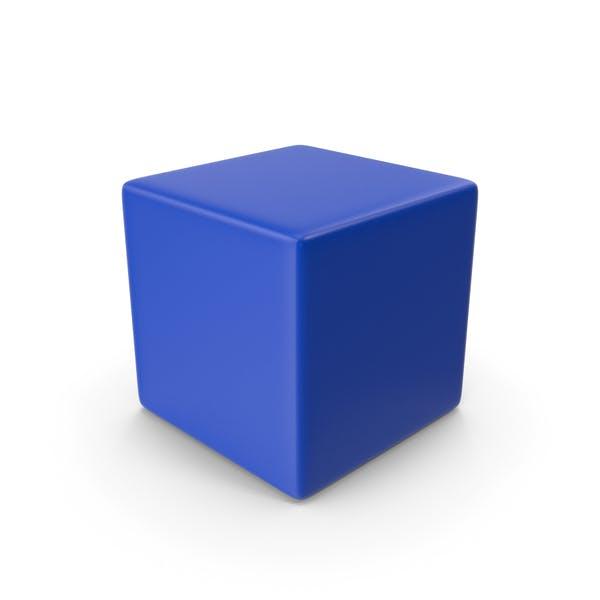 Thumbnail for Синий куб