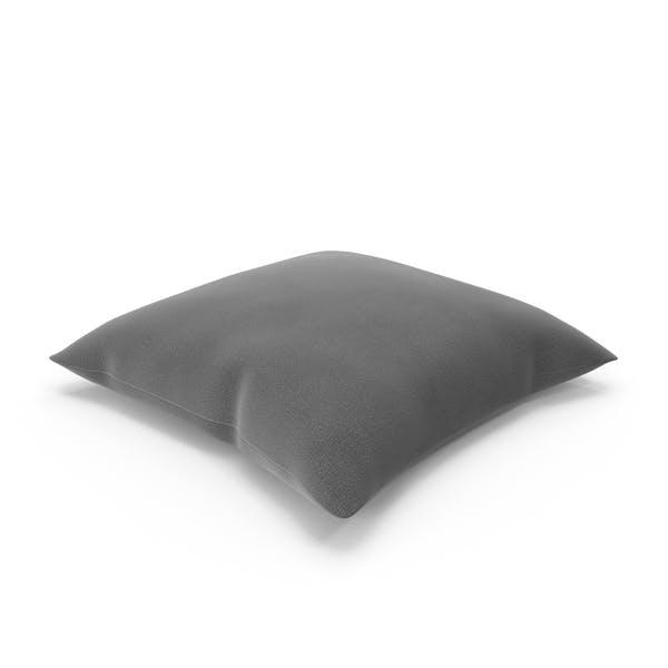 Thumbnail for Gray Throw Pillow