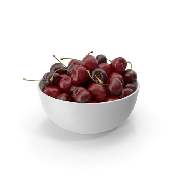 Thumbnail for Cherries in a Bowl