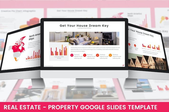 Thumbnail for Real Estate - Property Google Slides Template