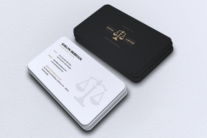 Thumbnail for Minimalist Business Card Vol. 41