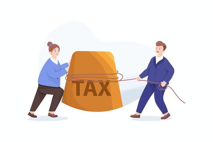 Thumbnail for Business Taxation Concept.