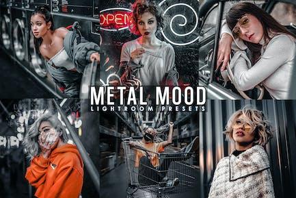 Moody Metal Пресеты для мобильных и настольных ПК