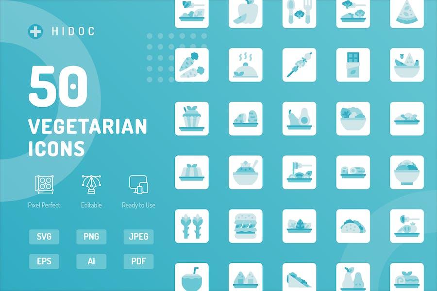 Hidoc - Vegane Icons