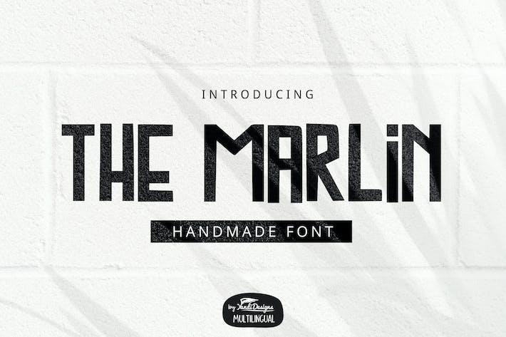 Thumbnail for The Marlin Font