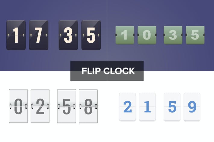 Thumbnail for Flip Clock