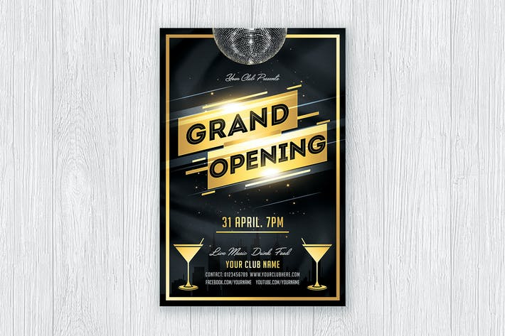 Thumbnail for Grand Opening