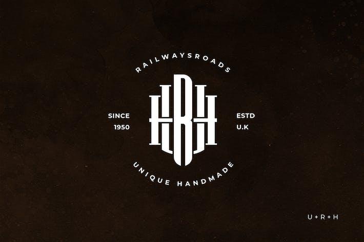 Cover Image For URH Monogram Logo
