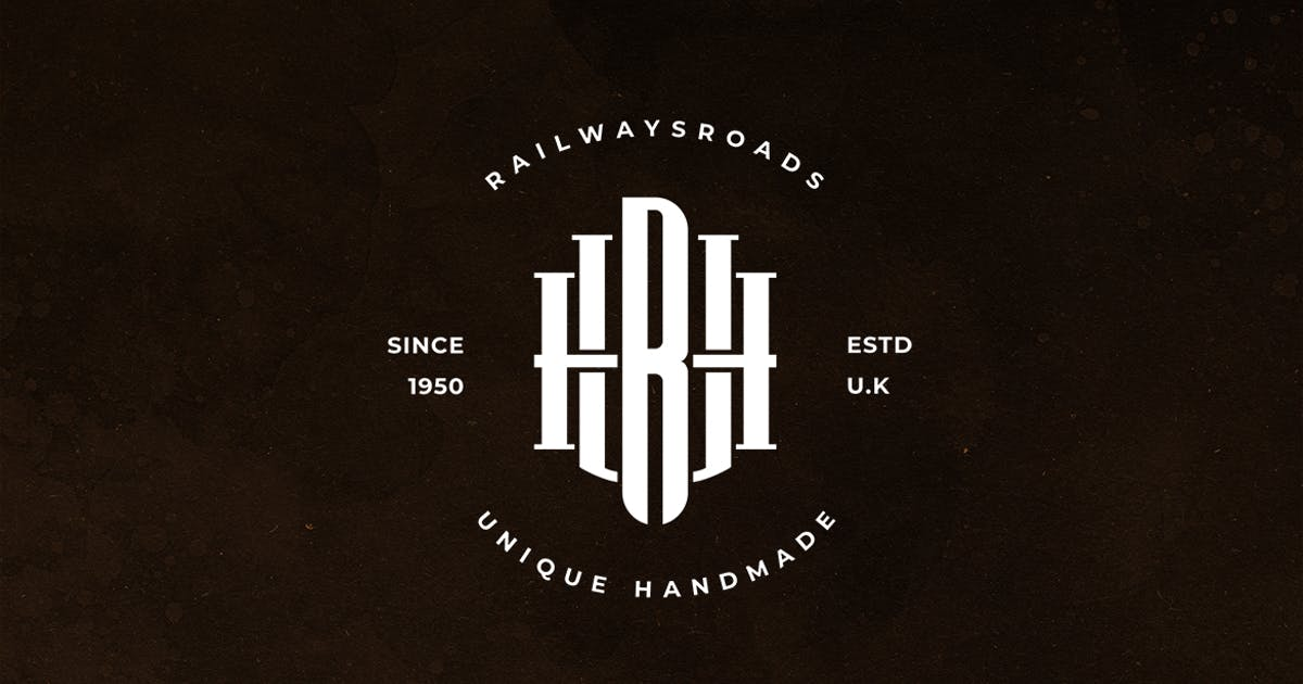 Download URH Monogram Logo by sagesmask