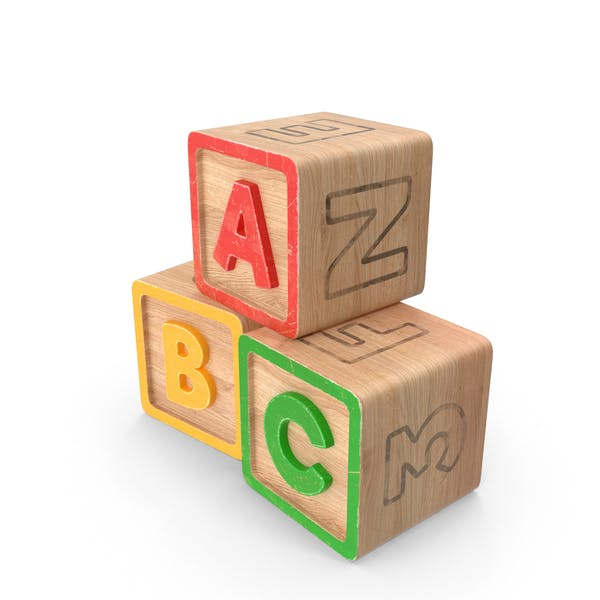 Cover Image for Abc Blocks