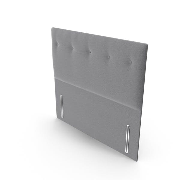 Cover Image for Headboard Grey